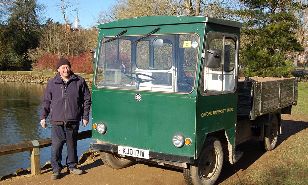 Previous Parks Van